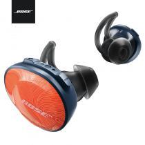 Bose SoundSport Free 真无线蓝牙耳机--橙色 运动耳机 防掉落耳塞
