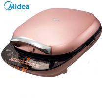 美的(Midea)电饼铛家用早餐机上下盘可拆卸烙饼机全触控面板煎烤机MC-JSY30A