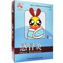 武汉国灸II型4贴/盒儿童感冒灸